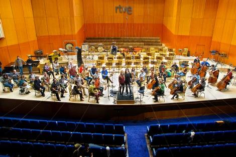 Edurne_OrquestaRTVEgrupo