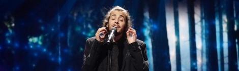 Eurovisión Salvador Sobral